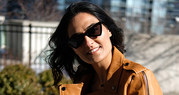 Malika Rajani puts the accent on high style and quality