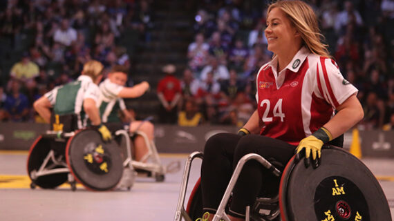 Lack of online access a barrier for athletes with disabilities