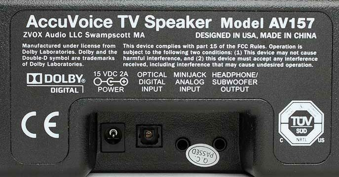 Are you having trouble hearing voices on TV?